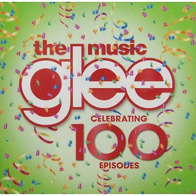 Glee - Music Presents The Best Of Glee - Celebrating 100 Episodes - Cd - New
