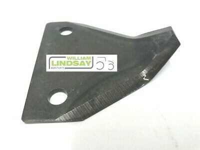 10 x Crank Tip Straw Chopper Blade Sections For Kidd Teagle Kverneland Taarup