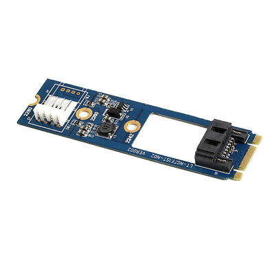 M.2 NGFF SATA SSD Adapter Conventer Card Hard Drive Converter For Laptop