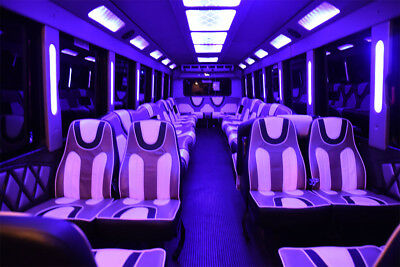 2018 Conversion International Party Bus Limo