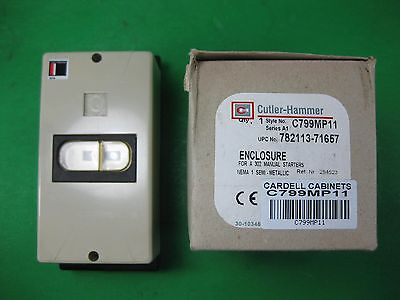 Cutler-Hammer Enclosure for A302 C799MP11 New