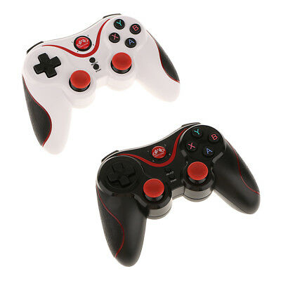 2Pcs Game Controller Bluetooth Wireless Gamepad Joystick for Android iPhone
