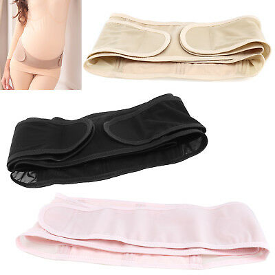 Maternity Pregnancy Belly Belt Band Postpartum Recovery Tummy Support Strap