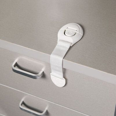 Infant Baby Kids Toddler Safety Fridge Drawer Door Cabinet Cupboard Locks AZ