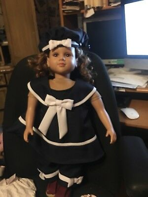 "My Twinn Doll 24"" Tall plus clothes"