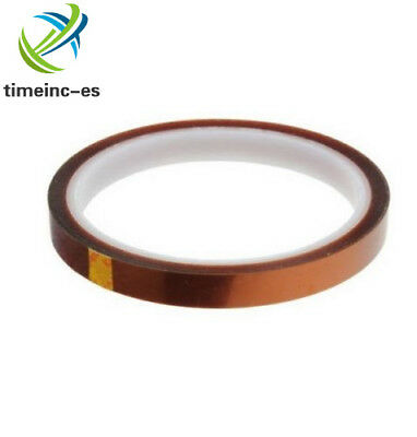 NEW 10mm 100ft Gold Kapton Tape BGA Heat Resistant High Temperature Polyimide