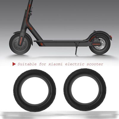Solid Vacuum Tires 8 1/2X2 Micropores For Xiaomi Electric Skateboard Scooter AZ