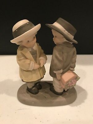 Kim Anderson NBM Bahner GIVING YOU A GIFT FROM MY HEART 1997 Licensee Enesco