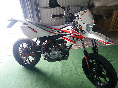 Beta 50 rr Track Supermoto, Moped AM6 Motor