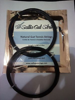 Corde da tennis in budello naturale / Natural gut tennis strings