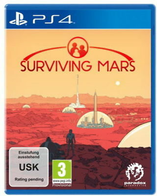Surviving Mars (Sony PlayStation 4, 2018) (OVP & NEU)