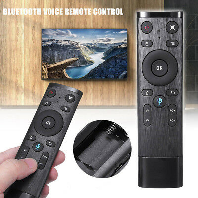 Q5 Bluetooth Voice Remote Controller Air Mouse Wireless Keyboard TV remote
