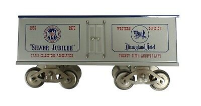 Mccoy 1000-79 Silbern Jubiläum National Konvention Tca Std 1979 Disneyland Box
