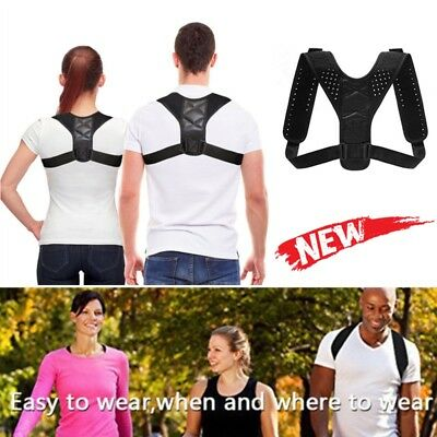 Adjustable Sizes Body Wellness Posture Corrector Unisex