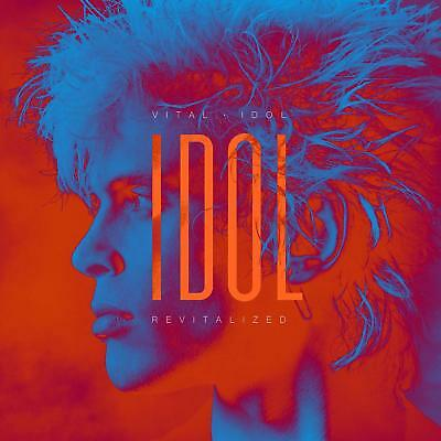 Billy Idol Vital Idol: Revitalized Cd - New Release September 2018