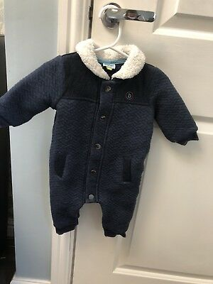 Ted Baker Warm Suit Size 3-6 Months