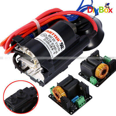12-36V ZVS Tesla Coil Flyback Driver Board Circuit /SGTC/Jacob's Ladder Ignition