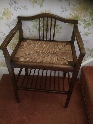 Vintage Piano Chair