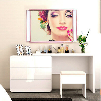 Vanity Girl Hollywood Broadway Lighted Vanity Mirror with Dimmer Rose Gold