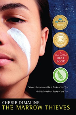 Dimaline Cherie-The Marrow Thieves (US IMPORT) BOOK NEW