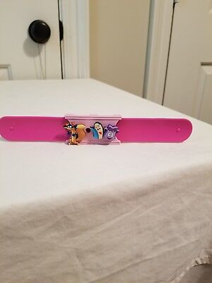 Jibbitz Dora The Explorer Pink Slap Bracelet Free Shipping