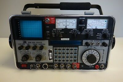 IFR 1200S Communications Service Monitor, to 1GHz