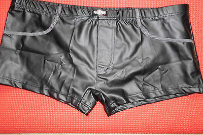Wetlook Boxer Pant
