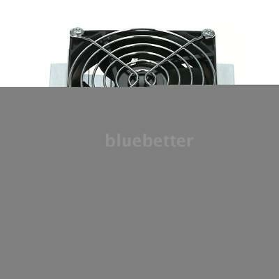 12V 6A 60W Refrigeration Semiconductor Air Conditioning Cooler Cooling Fan F5E5
