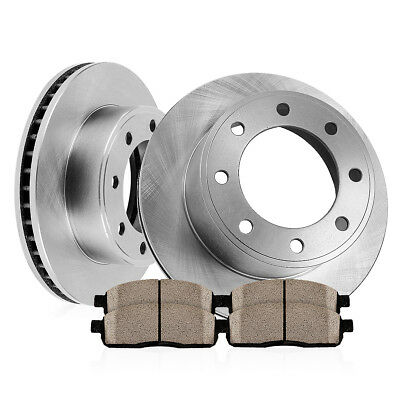 Front Rotors /& Carbon Ceramic Pads For CHEVY SILVERADO SIERRA EXPRESS AVALANCHE