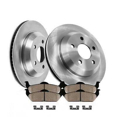For 2006-2012 SAAB 93 Front 314 mm And Rear 292 mm Quality Brake Rotors