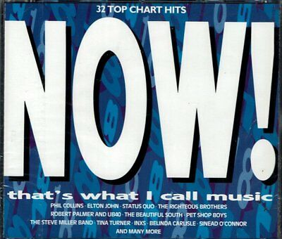 NOW 18 That's What I Call Music  (2 CDS-SET) 32 Top Chart Hits BRAND NEW SEALED