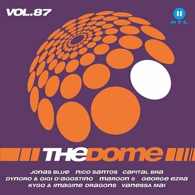 The Dome Vol.87 Doppel-CD NEU OVP