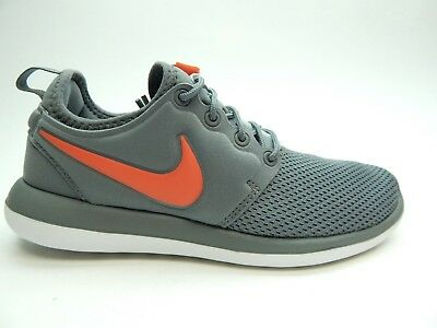 brand new 6638c 54a21 Nike Roshe Two (Gs) Youth Kids Size 4.0   7.0 Cool Grey Lava Glow