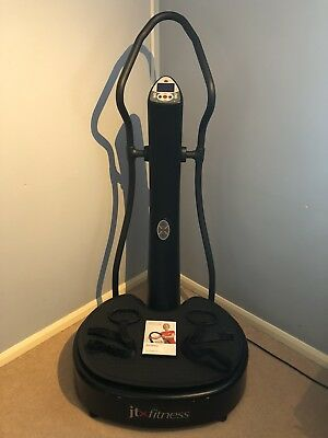 Jtx 6000 Vibration And Oscillation Plate By Jtx Fitness