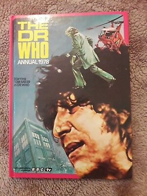 DR Who Annual  1978