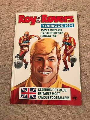 Roy of the Rovers Yearbook 1994