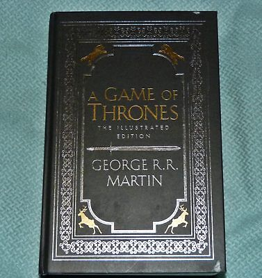 A Game of Thrones A Song of Ice and Fire Illustrated Edition George R R Martin D