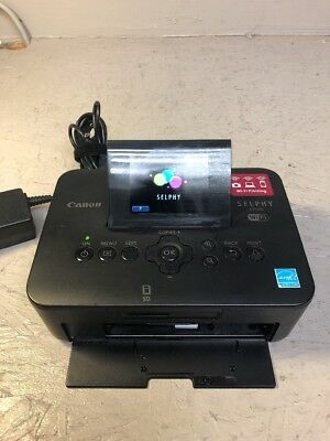 Canon Selphy Cp910 Digital Photo Printer Works Great 4000