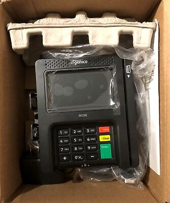 INGENICO ISC250-USGBC03A- POINT-OF-SALE Payment Terminal
