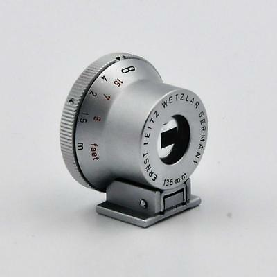 Leica Leitz Wetzlar 135mm Brightline Finder SHOOC 12030