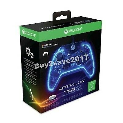PDP Afterglow Multicolored Gaming Wired Controller for Xbox One & Windows *NEW*