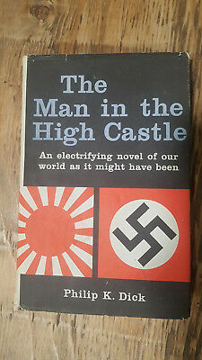 The Man in the High Castle - Phillip K. Dick, 1962, 1st. Ed. Book Club Hardcover