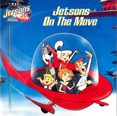 Jetsons on the Move by Marc Gave (1990, Paperback)