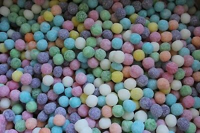 100g LAGOON FIZZOES FRUITY SHERBET FIZZY CANDY SWEETS LOLLIES PARTY SAMPLE PACK