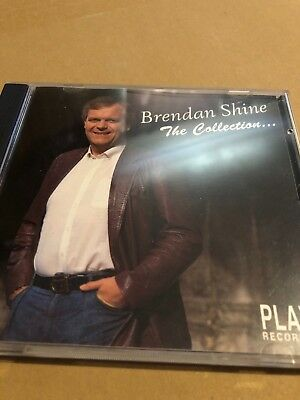 Brendan Shine - The Collection - Brendan Shine CD 72VG The Cheap Fast Free Post