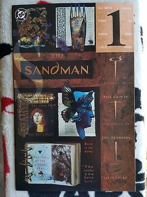 "Sandman #41-49 all NM 1992/93 DC/Vertigo entire ""Brief Lives"" run Neil Gaiman"