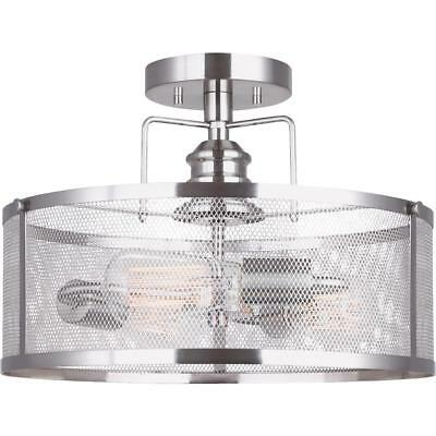 Home Impressions Beckett Semi-Flush Mount Ceiling Light Fixture  - 1 Each