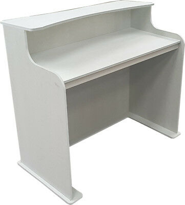 Reception Salon Desk Shop Exhibition Trade Counter Hairdresser Stand MGD-CS