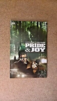 PRIDE AND JOY GRAPHIC NOVEL by Garth Ennis and John Higgins Very Good condition