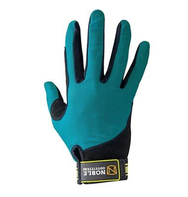 Perfect Fit Gloves- Cool Mesh Aqua - by Noble Outfitters